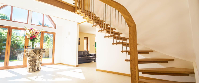 Open stair southampton
