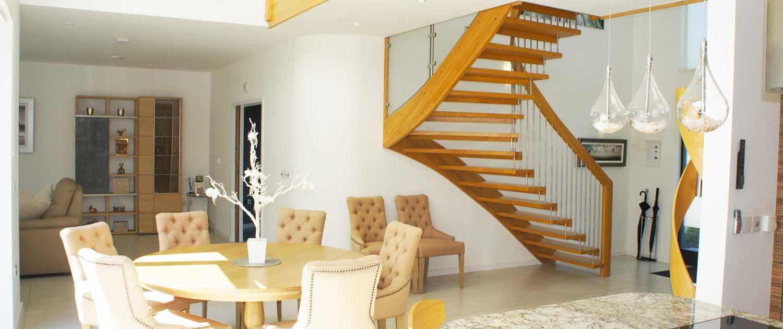 Oak Staircase Hampshire
