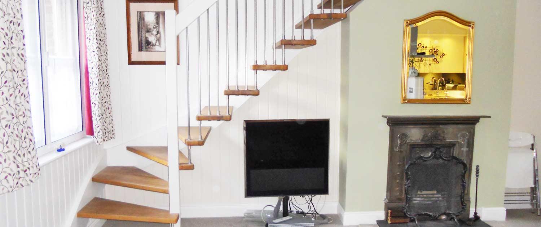 Open Staircase Hertfordshire