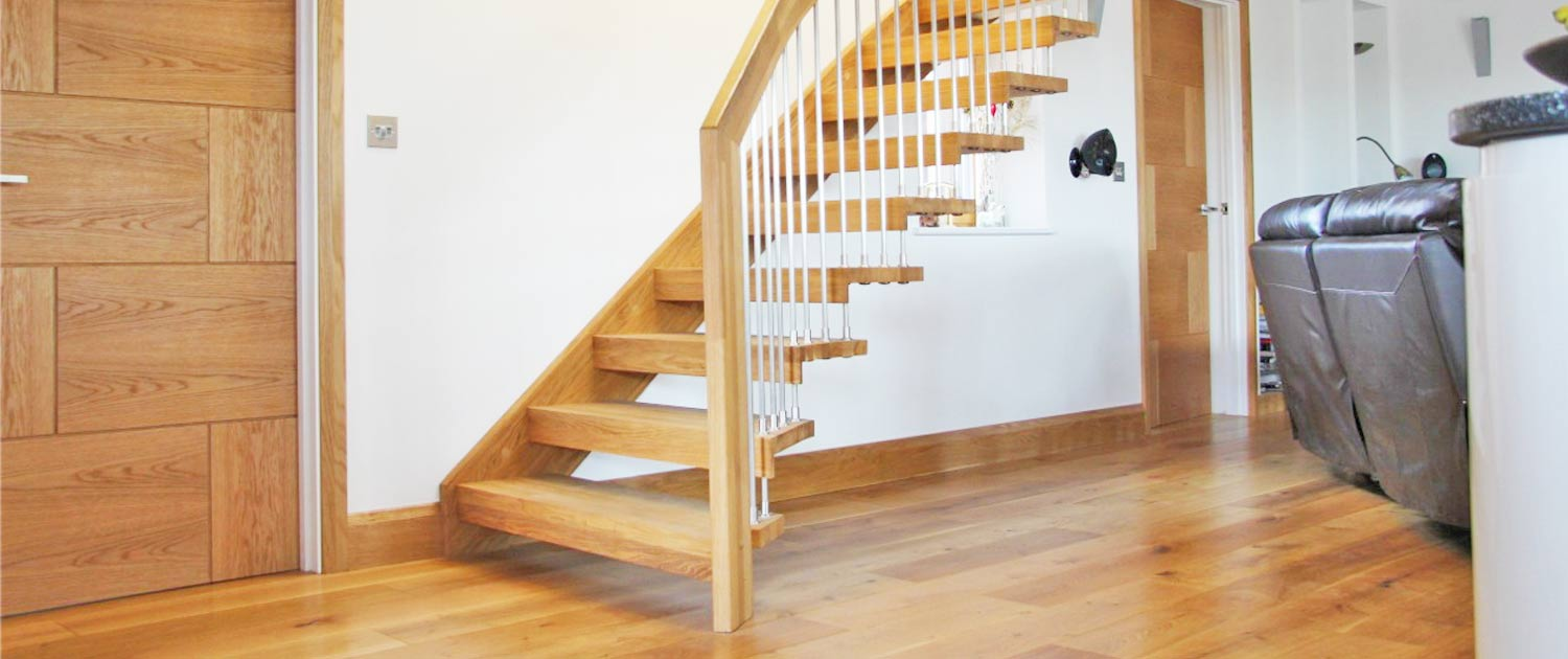 Open Staircase Cornwall
