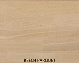 Beech Parquet wood Staircase
