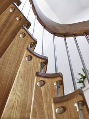 Curved Handrail