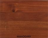 Mahogany wood Staircase