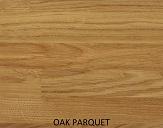 Oak Parquet wood Staircase