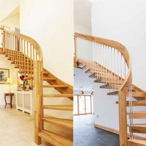 Staircase-Spindles