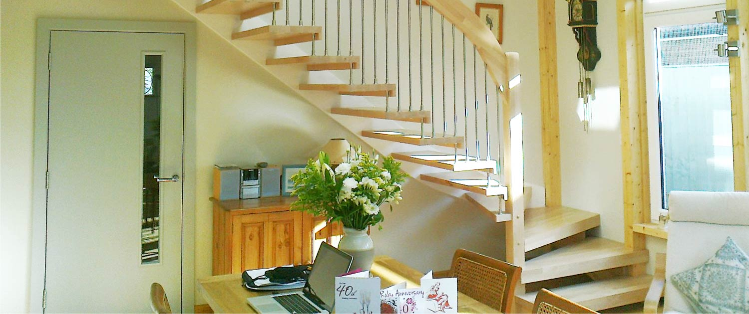 Floating Staircase Essex