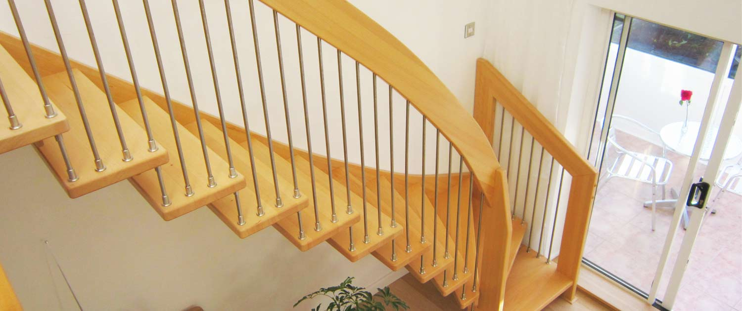 Wooden Staircase Dorest
