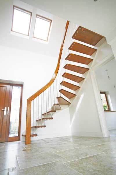 Beech-Staircase