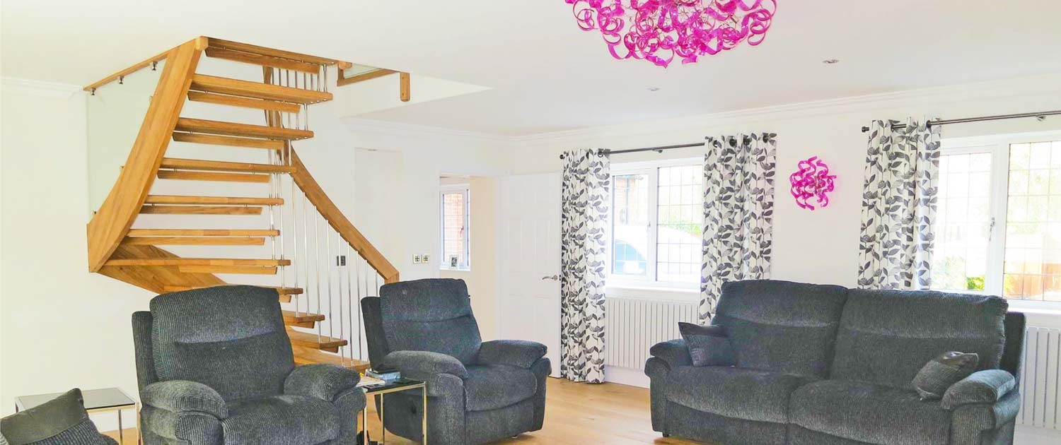 Floating Staircase Kent