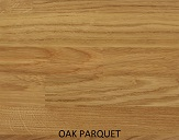 Oak Parquet wood Staircase