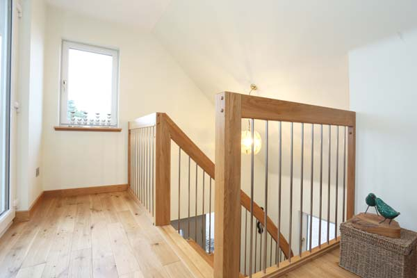 Oak Balustrade